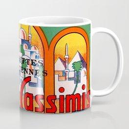 Christo Cassimis Egyptian Cigarettes Coffee Mug