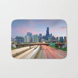 Chicago 02 - USA Bath Mat