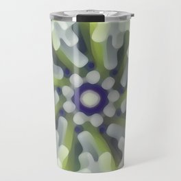 Bright Modern Star Travel Mug