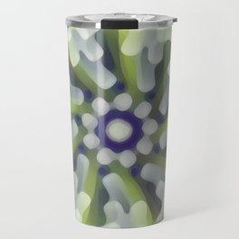 Bright Modern Star Travel Mug