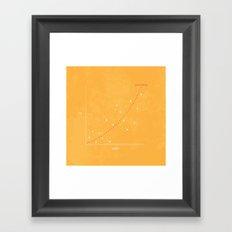 Age / Quality Framed Art Print