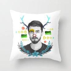 Lazo Throw Pillow