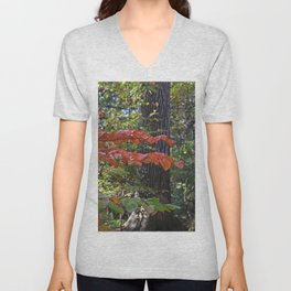 The Divinity of Nature Unisex V-Neck