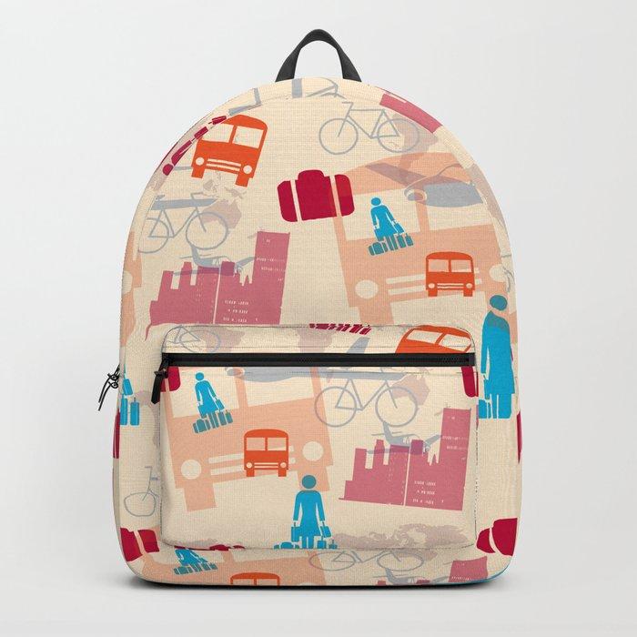 Travel Fever Backpack