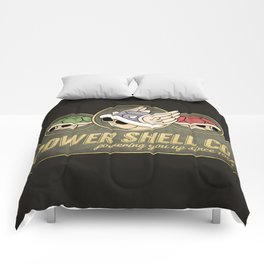 Power Shell Co. Comforters