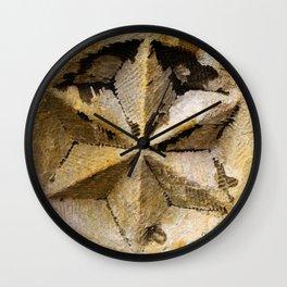Simply Star Wall Clock