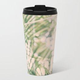Green dreams Metal Travel Mug