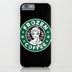 Frozen Coffee Slim Case iPhone 6s
