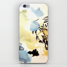Fearful Symmetry iPhone & iPod Skin