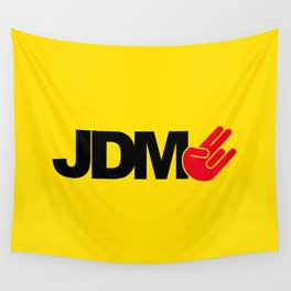 JDM shocker v3 HQvector Wall Tapestry