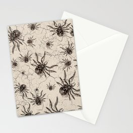 Crab Spider  Khaos Stationery Cards