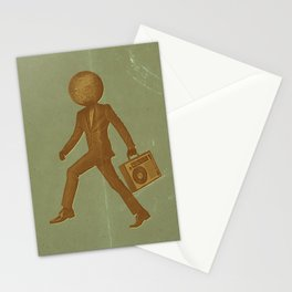 Disco Dave Stationery Cards