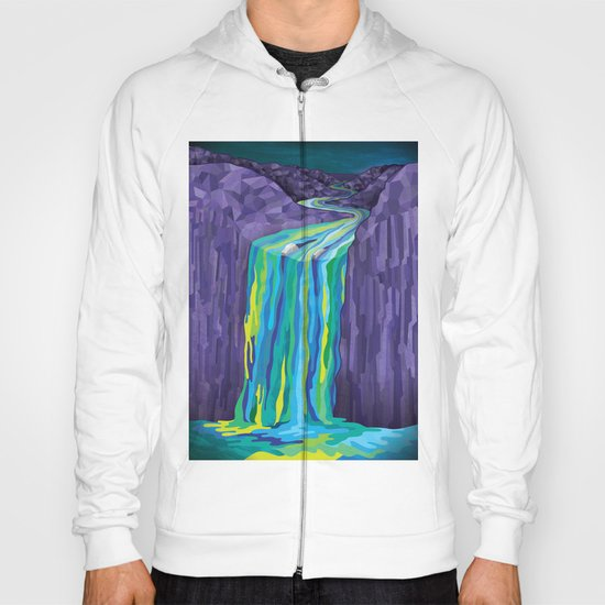 The Great Waterfall Hoody