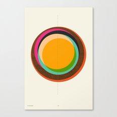 FUTURE GLOBES 001 Canvas Print