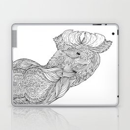 Jacked Chicken Laptop & iPad Skin