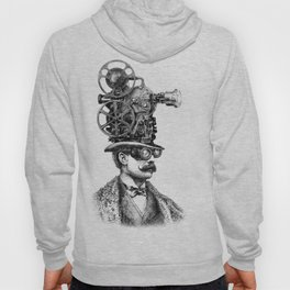 The Projectionist (colour option) Hoody