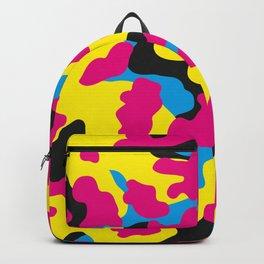 CMYK CAMO Backpack