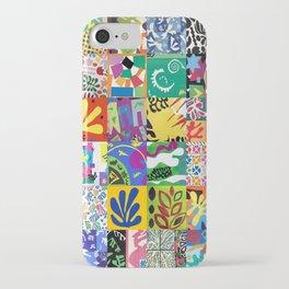 Henri Matisse Montage iPhone Case