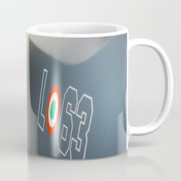 L 63 Limited Coffee Mug