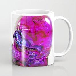 Deadly Nightshade & Arsenic Poison Skull Bottles Coffee Mug