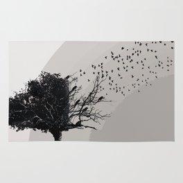 Forgotten tree Rug