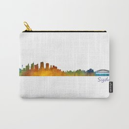 Sydney City Skyline Hq v1 Carry-All Pouch
