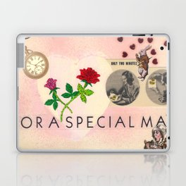 For A Special Mad Man Laptop & iPad Skin