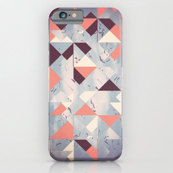 Abstract Sky iPhone & iPod Case