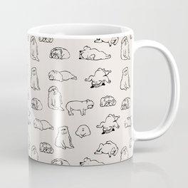 More Sleep English Bulldog Coffee Mug