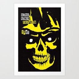 George A. Romero Series :: Creepshow Art Print