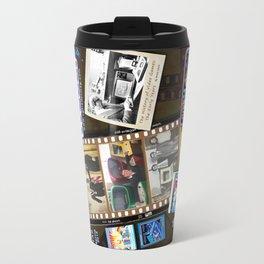 Video Game Trader #32 Cover Design Travel Mug