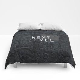 N E X T L E V E L Comforters
