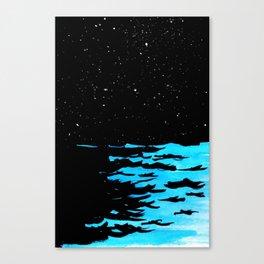 No Noise Canvas Print