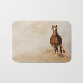 Galloping Horse Bath Mat