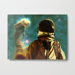 Lost in the Starmaker Metal Print