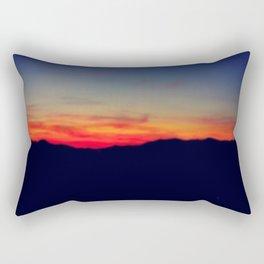 Biltmore Sunset Rectangular Pillow