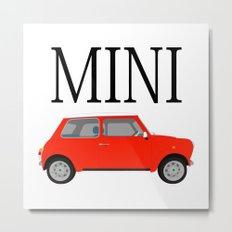 MINI Metal Print