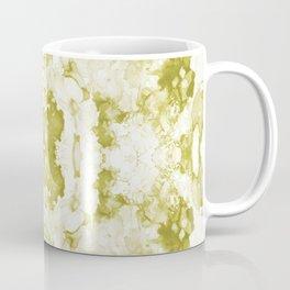 Abstract 20 Green Coffee Mug