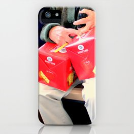 Picked A Pair iPhone Case