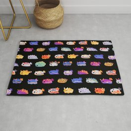 Sea Slug Day Rug