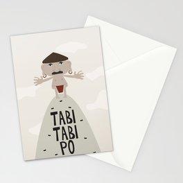 Tabi Tabi Po (Philippine Mythological Creatures Series) Stationery Cards