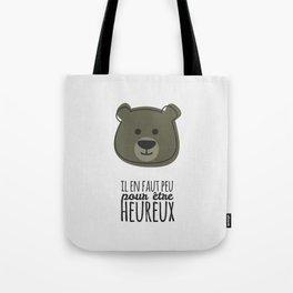Baloo Tote Bag