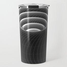 Lathe Layers Travel Mug