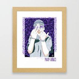 KEITH APE Framed Art Print
