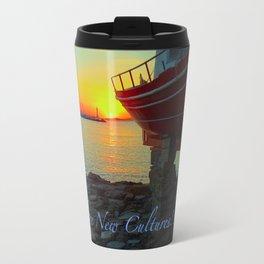 Explore New Cultures! Travel Mug