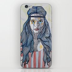 American Rocker iPhone & iPod Skin