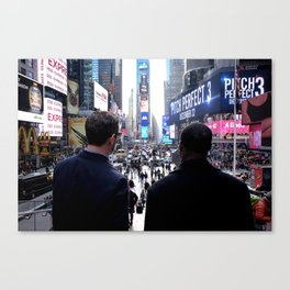 The Worlds Yours Canvas Print