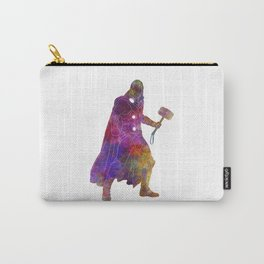 Thor 01 in watercolor Carry-All Pouch