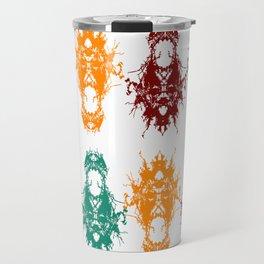 Secret Robot Travel Mug