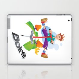 Boing Laptop & iPad Skin